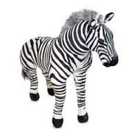 Melissa & Doug Plush Zebra - MultiColor