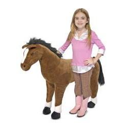 Melissa & Doug Plush Horse - Thumbnail 1