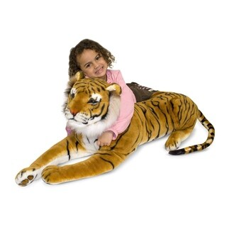 Melissa & Doug Plush Siberian Tiger