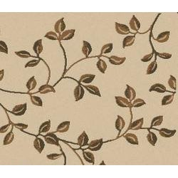 Admire Home Living Virginia Ivory Area Rug (7'9 x 11') - Thumbnail 1