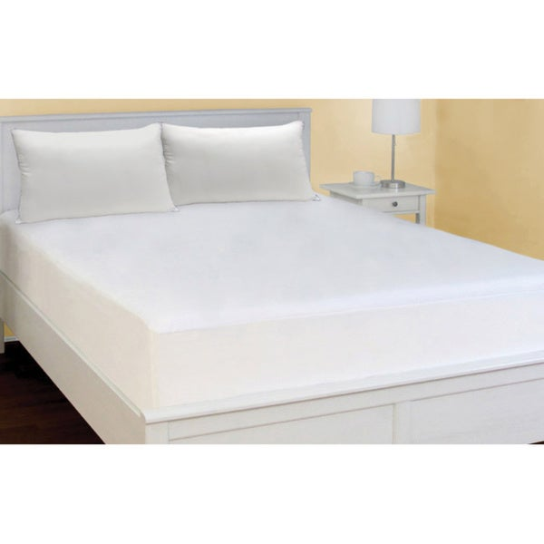 healthguard bed protector bed bug fullsize mattress encasement system - Mattress Encasement