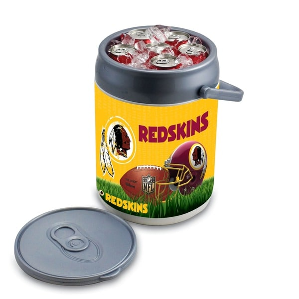 Picnic Time 'Washinton Redskins' Can Cooler