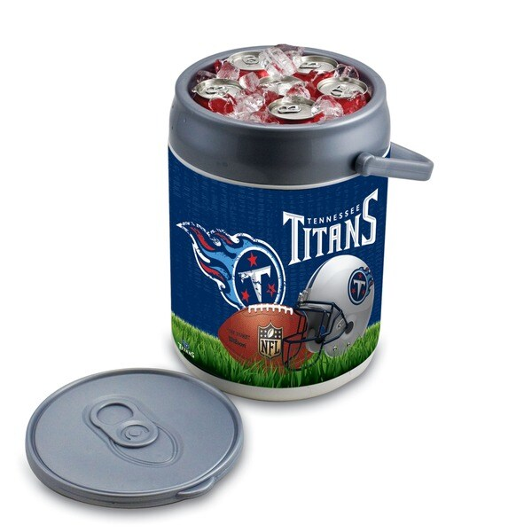 Picnic Time Tennesse Titans Can Cooler