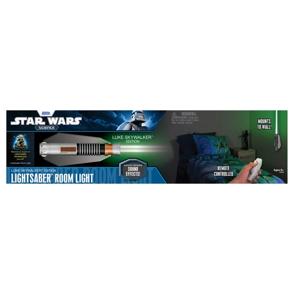 Star Wars Luke Room Light