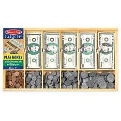 Melissa & Doug Play Money Set - Thumbnail 1