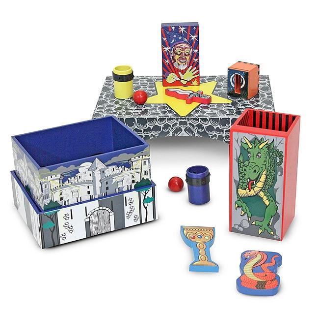Melissa & Doug Incredible Illusions Magic Play Set