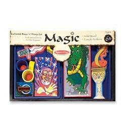 Melissa & Doug Incredible Illusions Magic Play Set - Thumbnail 1