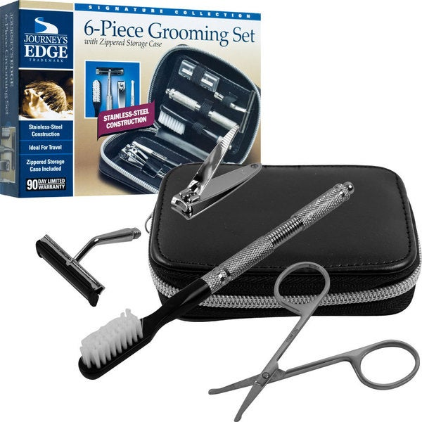 Journey's Edge 6-piece Grooming Set (Pack of 2)