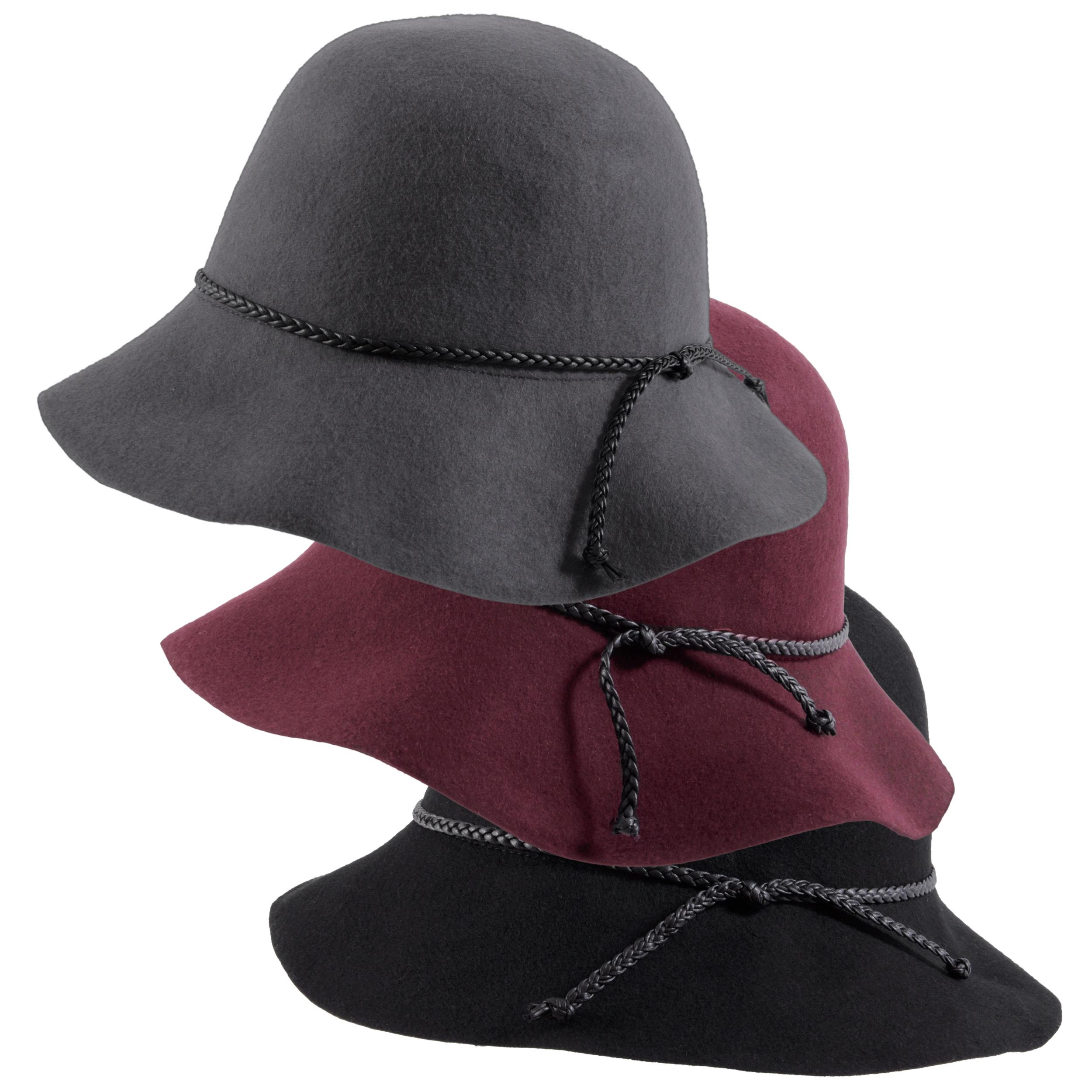 Fedora hat for men
