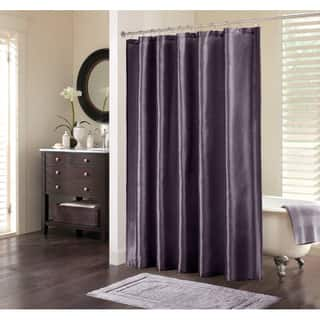 Purple Shower Curtains For Less | Overstock.com - Vibrant Fabric ...