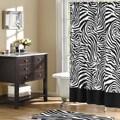 Home Essence Safari Shower Curtain