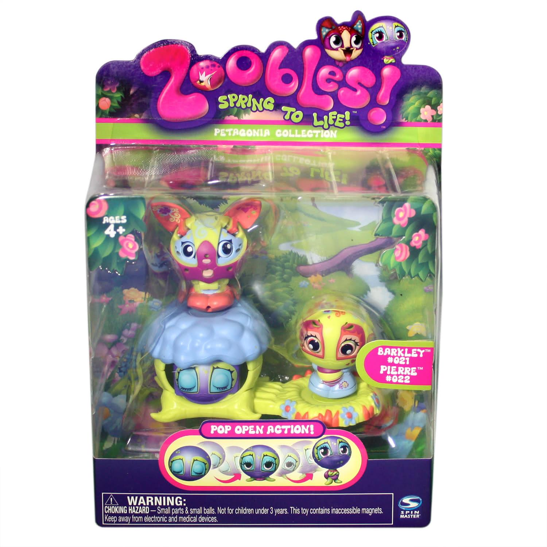 Zoobles Dog and Turtle Happitat Toy
