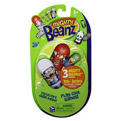 Mighty Beanz Assorted 3-pack Toy Set