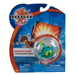 Spinmaster Plastic Bakugan Alpha Booster Pack Toy with Action Figure