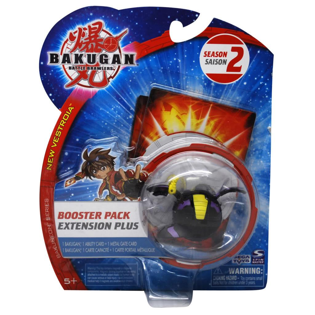 Bakugan Spindle Booster Pack Toy