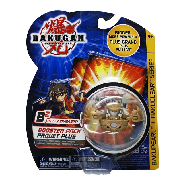 Bakugan Pelagos Booster Pack Toy (1), Multi