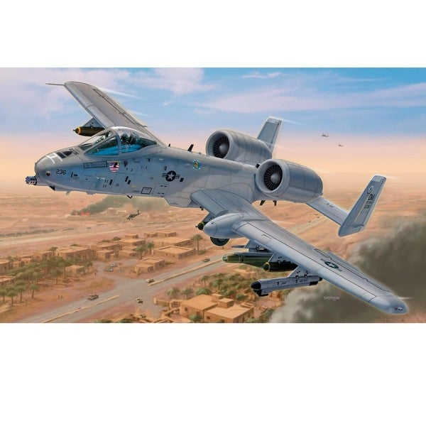 Revell 1:48 Scale A-10 Warthog Airplane Model