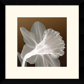 Ruffled Elegance' Framed Art Print