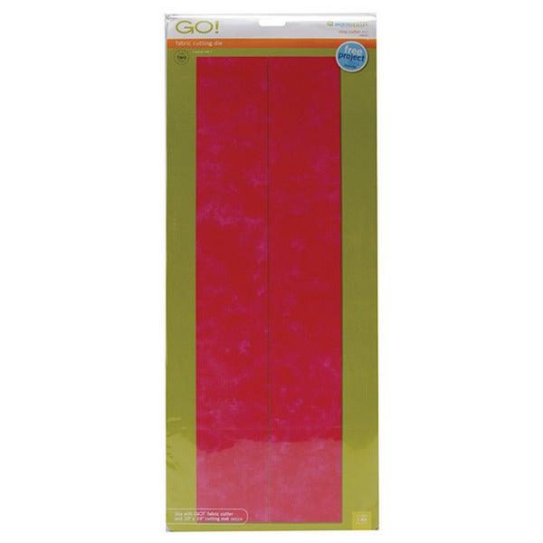 Accuquilt GO! Fabric Strip 3.5-inch Cutting Die