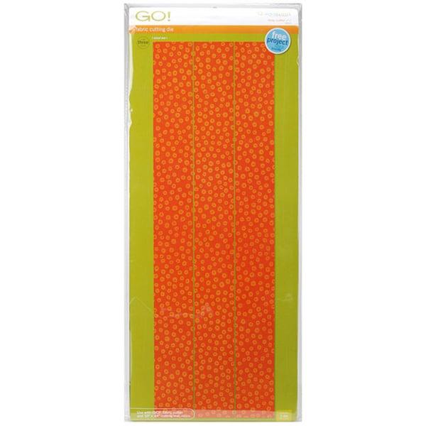 Accuquilt GO! Fabric Strip 2.5-inch Cutting Die