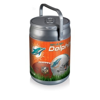 Picnic Time Miami Dolphins Can Cooler