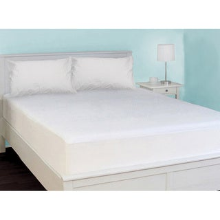 HealthGuard Premium California King-size Mattress Protector