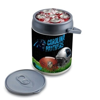Picnic Time Carolina Panthers Can Cooler
