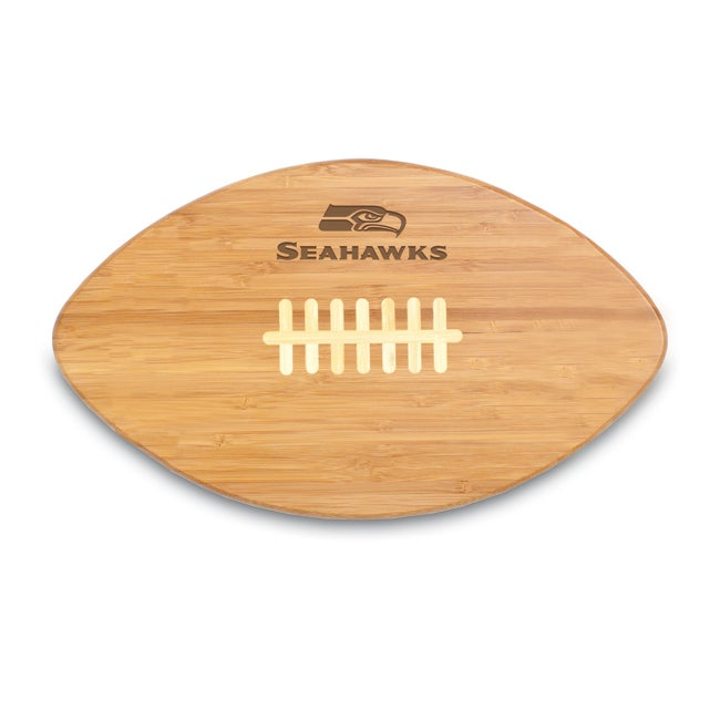 Picnic Time Seattle Seahawks Touchdown Pro! Cutting Board
