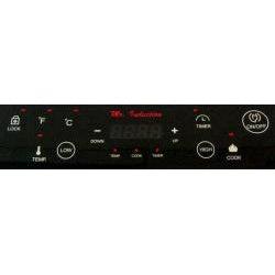 Sunpentown Black 1300-watt Induction Cooktop - Thumbnail 1