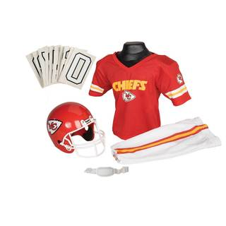 Franklin Sports NFL Kansas City Chiefs Youth Uniform Set