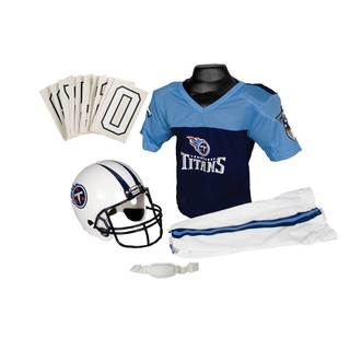 Franklin Sports NFL Tennessee Titans Youth Uniform Set