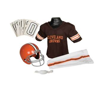 Franklin Sports NFL Cleveland Browns Youth Uniform Set