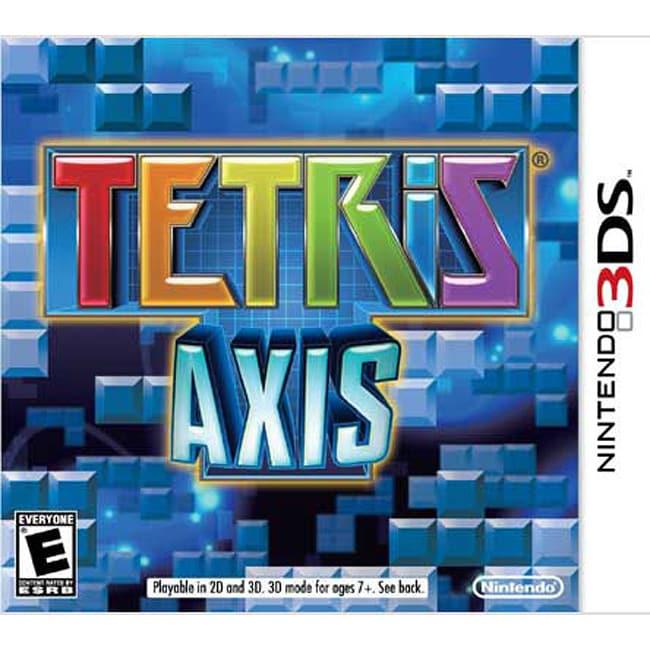 NinDS 3DS - Tetris Axis