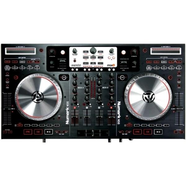 Numark NS6 Audio Mixer