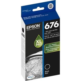 Epson DURABrite Ultra 676XL Original Ink Cartridge