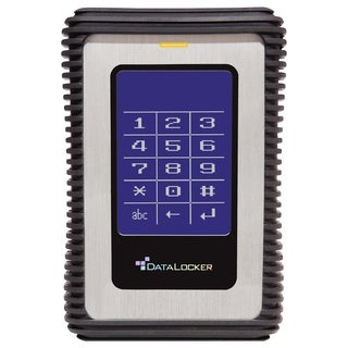 DataLocker DL3 500 GB Encrypted External Hard Drive with RFID Two-Fac