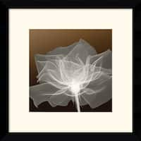 Framed Art Print 'Sheer Delicacy' 13 x 13-inch