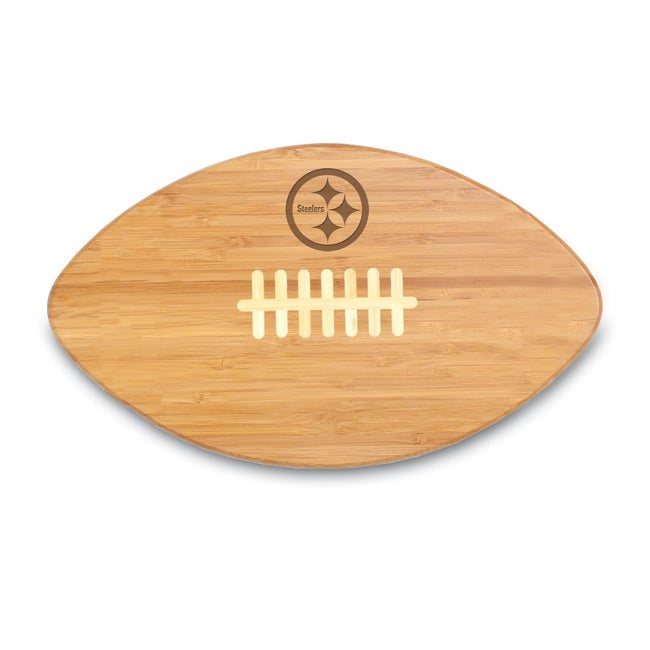 Picnic Time Pittsburgh Steelers Touchdown Pro! Cutting Board - Thumbnail 0