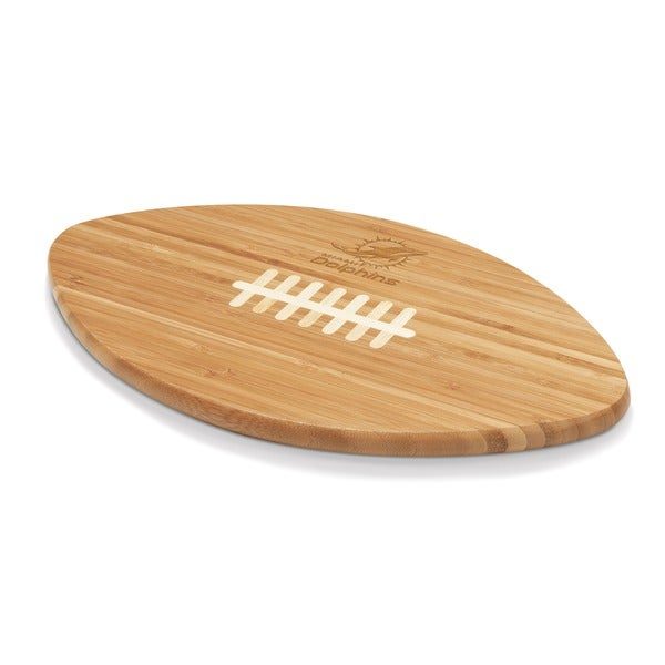 Picnic Time Miami Dolphins Touchdown Pro! Cutting Board