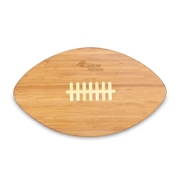 Picnic Time Carolina Panthers Touchdown Pro! Cutting Board