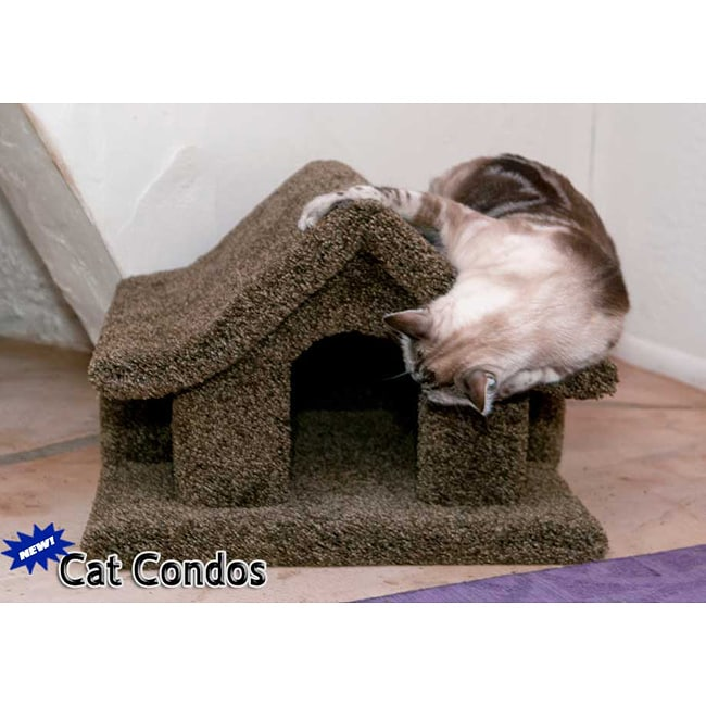 New Cat Condos Single Story Pagoda