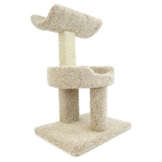 New Cat Condos Window Cat Perch (Option: Beige)