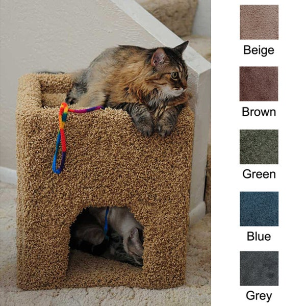 New Cat Condos Single Story Cat Tower