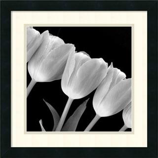 Tulip Line' Framed Art Print