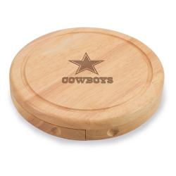 Picnic Time Dallas Cowboys Brie Cheese Board Set