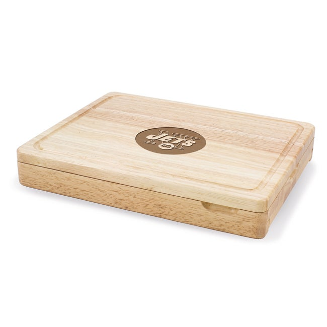 Picnic Time New York Jets Asiago Folding Cutting Board