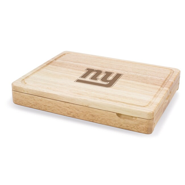 Picnic Time New York Giants Asiago Folding Cutting Board
