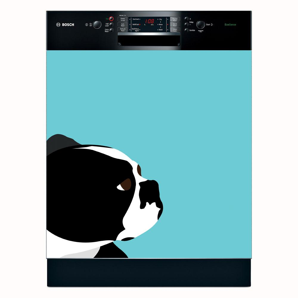 Appliance Art 'Simple Dog' Dishwasher Cover