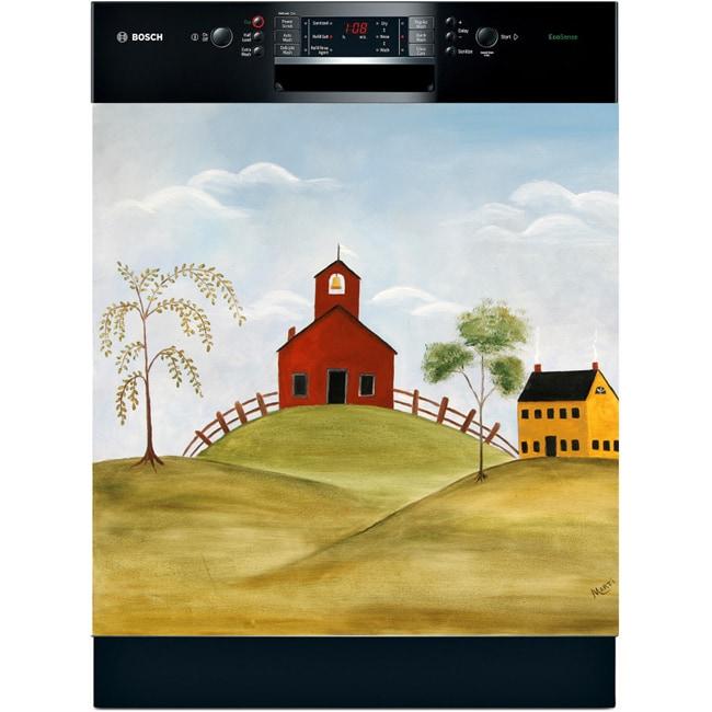 Appliance Art 'School Days' Dishwasher Cover