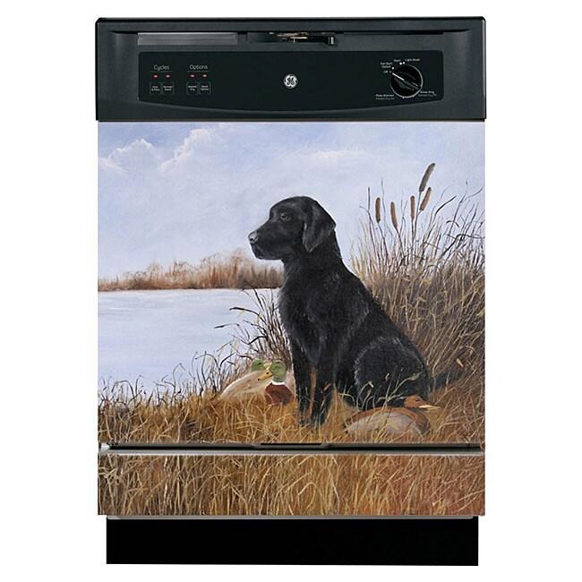 Appliance Art 'Man's Best Friend' Dishwasher Cover